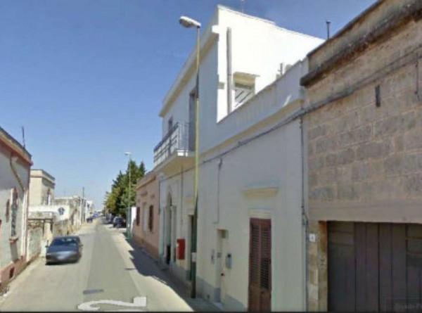 Casa indipendente in vendita a Morciano di Leuca, Centrale, 75 mq