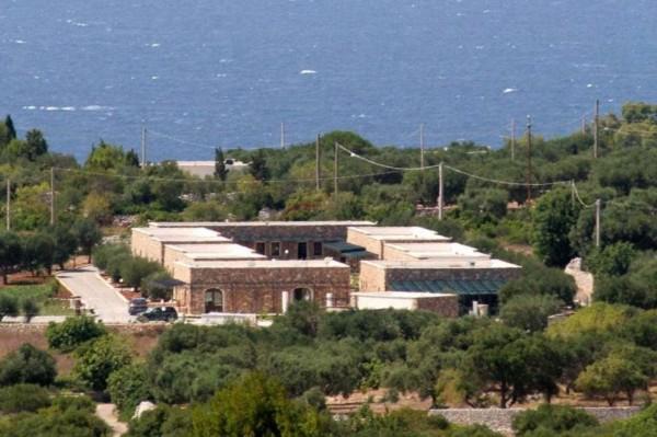Immobile in vendita a Patù, Marina Di San Gregorio, Arredato, con giardino - Foto 1