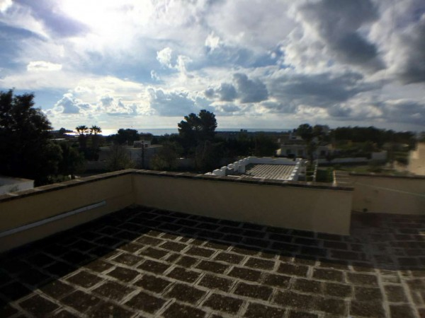 Villa in vendita a Porto Cesareo, C/o Club Azzurro, Con giardino, 190 mq - Foto 2
