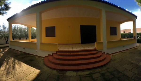 Villa in vendita a Porto Cesareo, C/o Club Azzurro, Con giardino, 190 mq - Foto 1