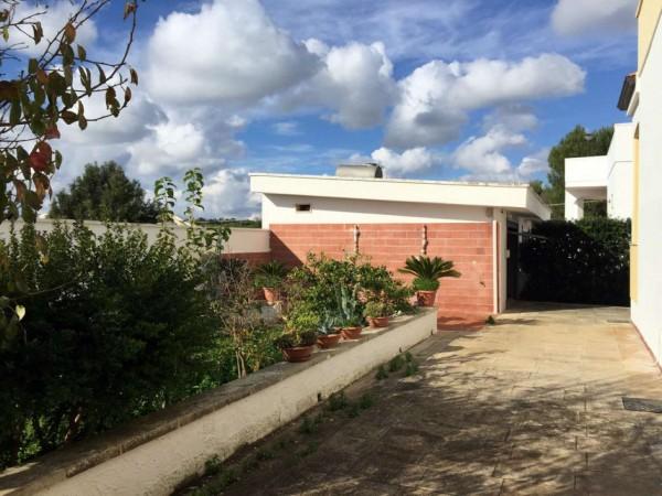 Villa in vendita a Porto Cesareo, C/o Club Azzurro, Con giardino, 190 mq - Foto 12