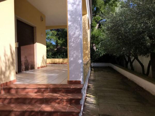 Villa in vendita a Porto Cesareo, C/o Club Azzurro, Con giardino, 190 mq - Foto 9