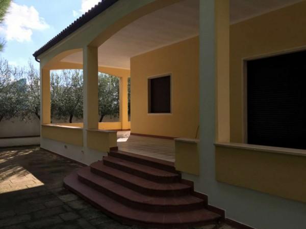 Villa in vendita a Porto Cesareo, C/o Club Azzurro, Con giardino, 190 mq - Foto 7