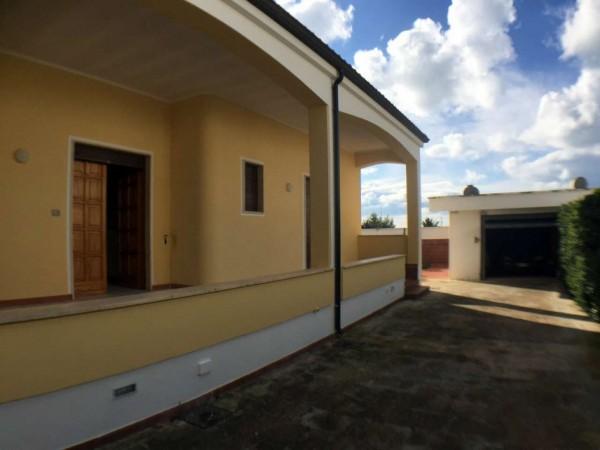Villa in vendita a Porto Cesareo, C/o Club Azzurro, Con giardino, 190 mq - Foto 6