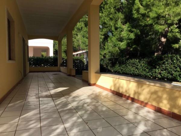 Villa in vendita a Porto Cesareo, C/o Club Azzurro, Con giardino, 190 mq - Foto 8