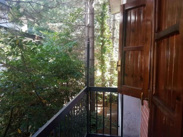 Appartamento in vendita a Spezzano della Sila, Camigliatello Silano, Arredato, con giardino, 45 mq - Foto 10