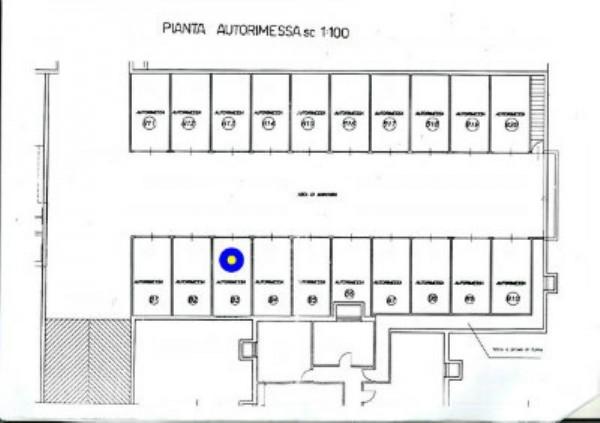Appartamento in affitto a Borgaro Torinese, Centro, Arredato, con giardino, 90 mq - Foto 3