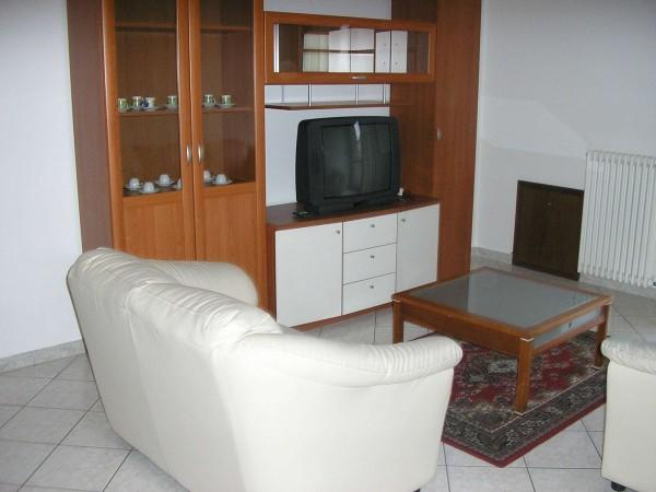 Appartamento in affitto a Borgaro Torinese, Centro, Arredato, con giardino, 90 mq - Foto 7