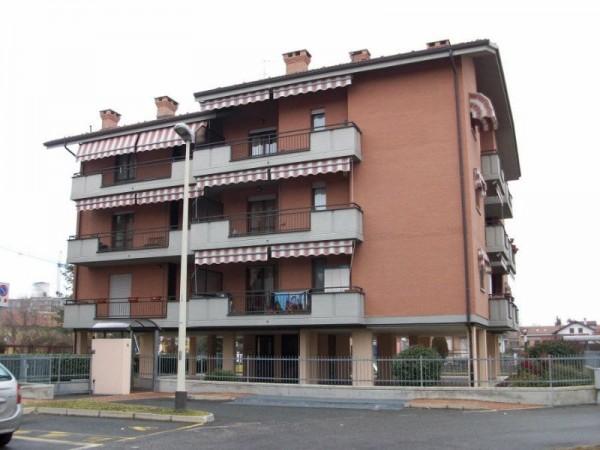 Appartamento in affitto a Borgaro Torinese, Centro, Arredato, con giardino, 90 mq - Foto 9