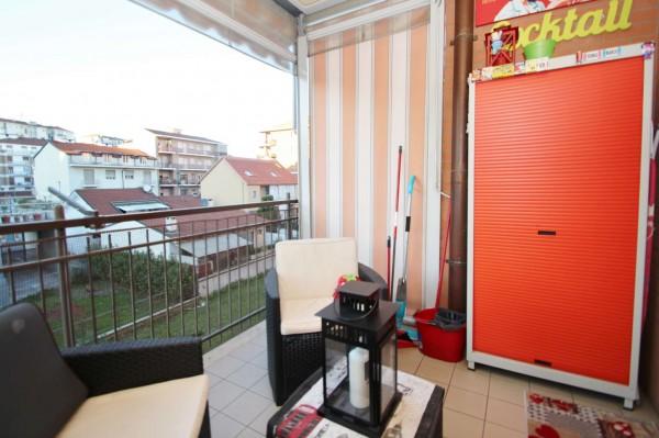 Appartamento in vendita a Torino, Rebaudengo, Con giardino, 75 mq - Foto 2