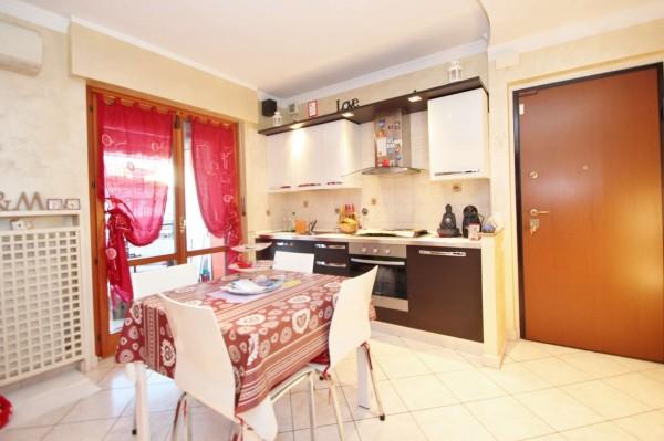 Appartamento in vendita a Torino, Rebaudengo, Con giardino, 75 mq - Foto 16