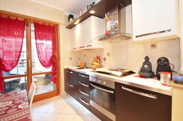 Appartamento in vendita a Torino, Rebaudengo, Con giardino, 75 mq - Foto 15