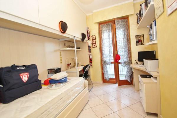 Appartamento in vendita a Torino, Rebaudengo, Con giardino, 75 mq - Foto 9