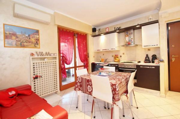 Appartamento in vendita a Torino, Rebaudengo, Con giardino, 75 mq - Foto 4