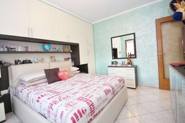 Appartamento in vendita a Torino, Rebaudengo, Con giardino, 75 mq - Foto 10