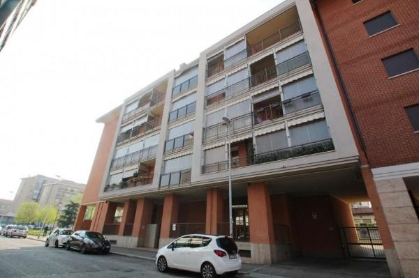 Appartamento in vendita a Torino, Rebaudengo, Con giardino, 75 mq - Foto 21