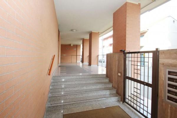 Appartamento in vendita a Torino, Rebaudengo, Con giardino, 75 mq - Foto 18