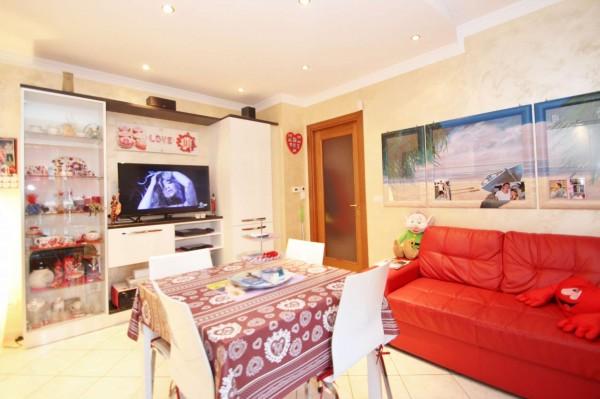 Appartamento in vendita a Torino, Rebaudengo, Con giardino, 75 mq - Foto 3