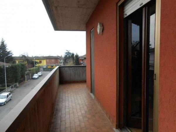 Appartamento in vendita a Casaletto Vaprio, Residenziale, Con giardino, 145 mq - Foto 14