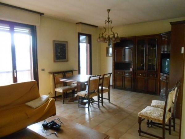 Appartamento in vendita a Casaletto Vaprio, Residenziale, Con giardino, 145 mq - Foto 1