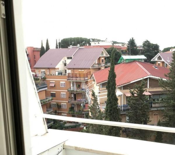 Appartamento in affitto a Roma, Eur Colombo, Con giardino, 93 mq