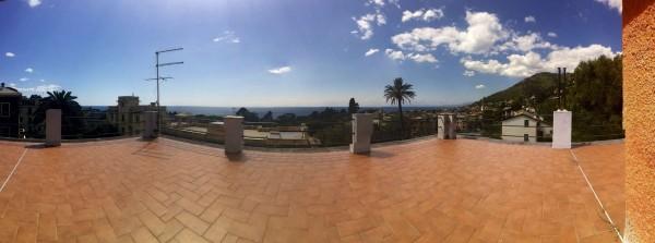 Villa in vendita a Genova, S.ilario, Con giardino, 300 mq - Foto 22
