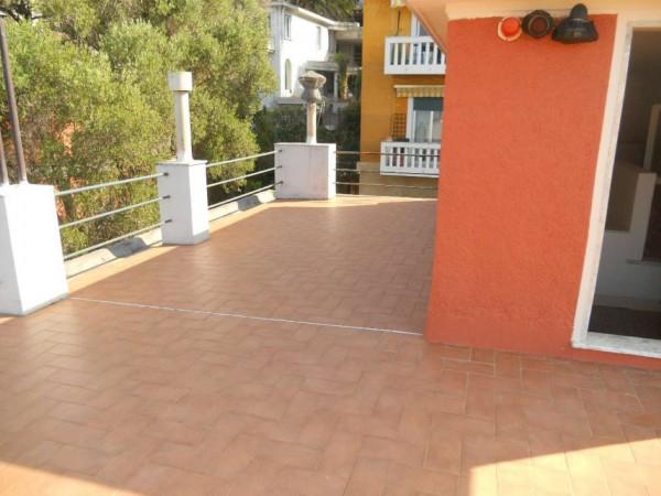 Villa in vendita a Genova, S.ilario, Con giardino, 300 mq - Foto 21