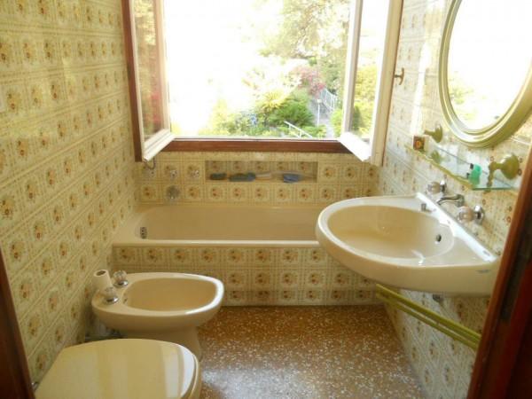 Villa in vendita a Genova, S.ilario, Con giardino, 300 mq - Foto 7