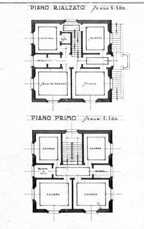 Villa in vendita a Genova, S.ilario, Con giardino, 300 mq - Foto 3