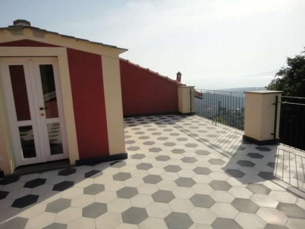 Villa in vendita a Lavagna, S.giulia, Arredato, con giardino, 170 mq - Foto 18