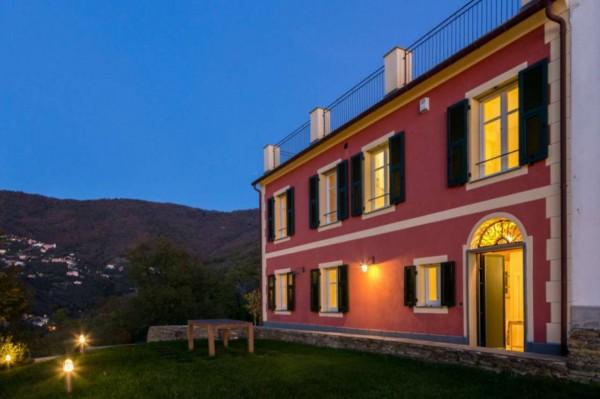 Villa in vendita a Lavagna, S.giulia, Arredato, con giardino, 170 mq - Foto 22