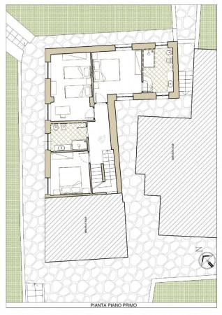Villa in vendita a Lavagna, S.giulia, Arredato, con giardino, 170 mq - Foto 4