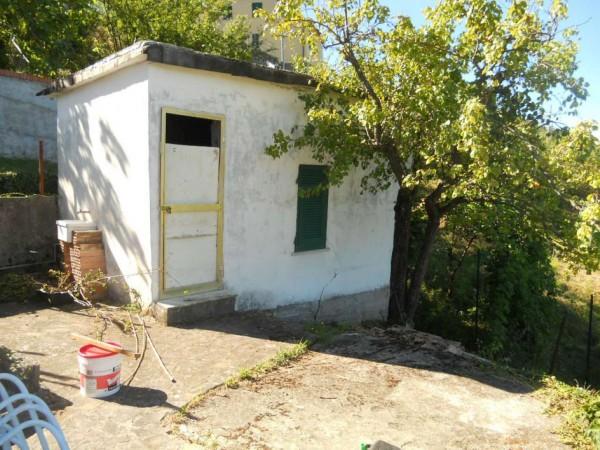 Rustico/Casale in vendita a Sestri Levante, Rovereto, Con giardino, 90 mq - Foto 16