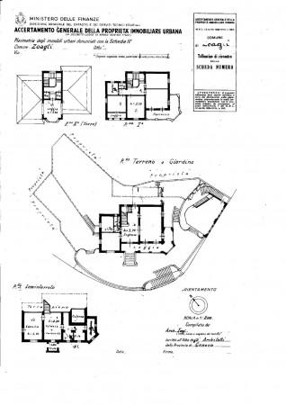 Villa in vendita a Zoagli, Marina Di Bardi, Con giardino, 400 mq - Foto 2