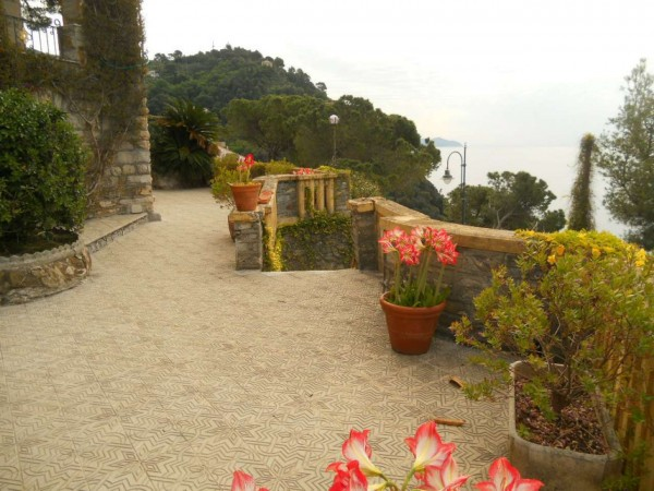 Villa in vendita a Zoagli, Marina Di Bardi, Con giardino, 400 mq - Foto 17