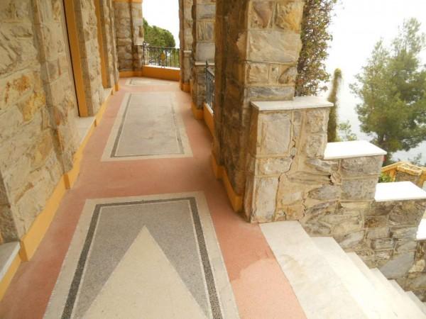 Villa in vendita a Zoagli, Marina Di Bardi, Con giardino, 400 mq - Foto 18