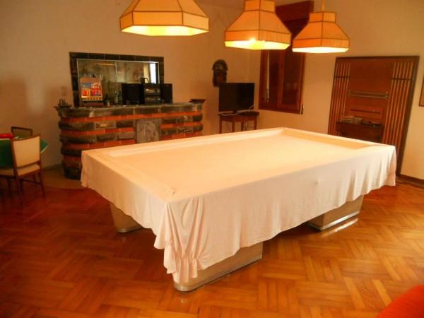 Villa in vendita a Zoagli, Marina Di Bardi, Con giardino, 400 mq - Foto 9