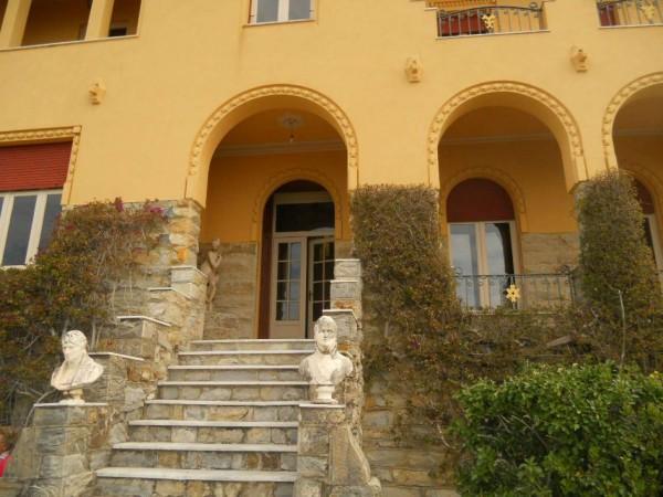 Villa in vendita a Zoagli, Marina Di Bardi, Con giardino, 400 mq - Foto 20