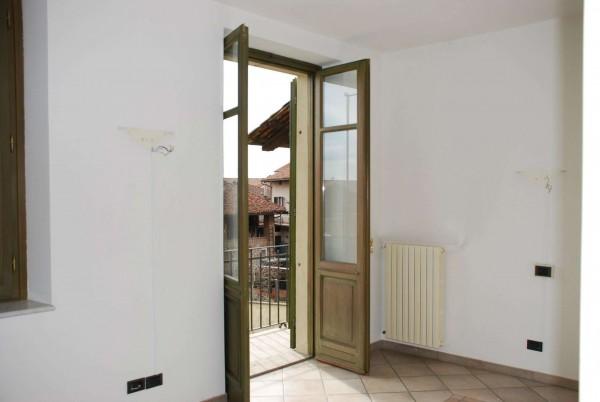 Appartamento in affitto a Piobesi Torinese, Centralissima, Con giardino, 75 mq - Foto 10