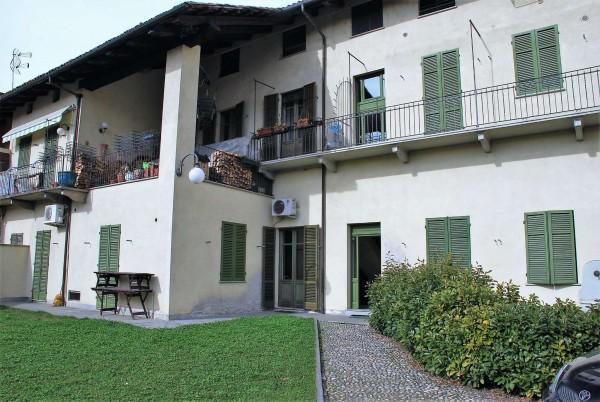 Appartamento in affitto a Piobesi Torinese, Centralissima, Con giardino, 75 mq