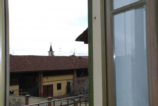 Appartamento in affitto a Piobesi Torinese, Centralissima, Con giardino, 75 mq - Foto 9