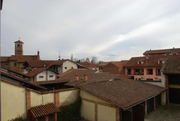 Appartamento in affitto a Piobesi Torinese, Centralissima, Con giardino, 75 mq - Foto 8