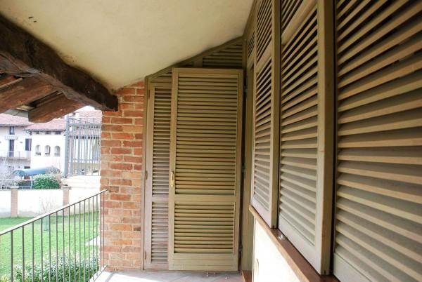 Appartamento in affitto a Piobesi Torinese, Centralissima, Con giardino, 75 mq - Foto 12