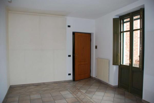 Appartamento in affitto a Piobesi Torinese, Centralissima, Con giardino, 75 mq - Foto 18