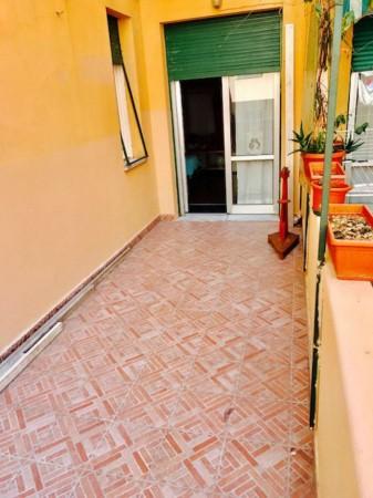 Appartamento in vendita a Genova, Sestri Ponente, 120 mq - Foto 24