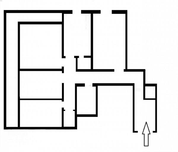 Appartamento in vendita a Genova, Sestri Ponente, 125 mq - Foto 3