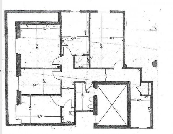 Appartamento in vendita a Genova, Sestri Ponente, 125 mq - Foto 2