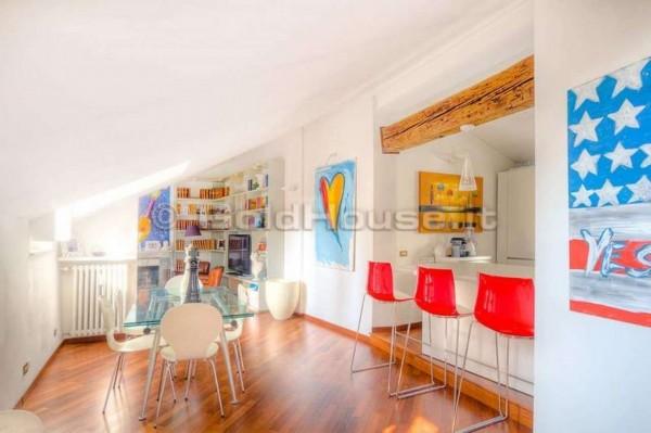 Appartamento in affitto a Milano, Duomo, Arredato, 140 mq