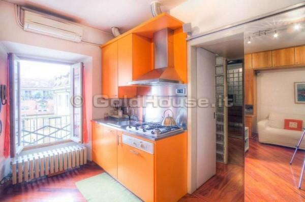 Appartamento in affitto a Milano, Arco Della Pace, Arredato, 45 mq - Foto 11