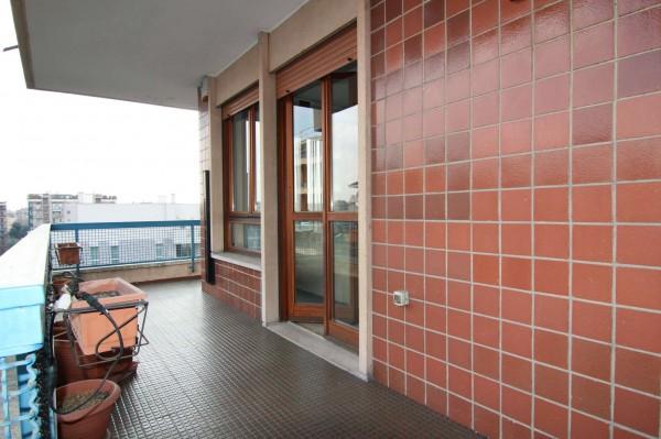 Appartamento in vendita a Milano, San Siro, Con giardino, 150 mq - Foto 20